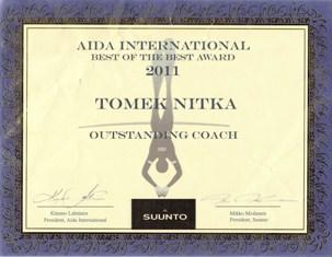 Nitas AIDA coach