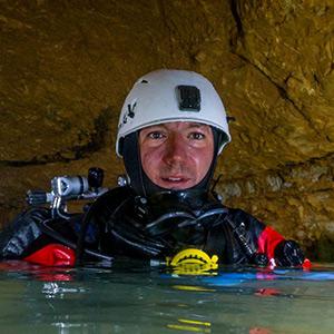 Adam Kellermann, techniczny nurek sprzętowy, rekreacyjny freediver